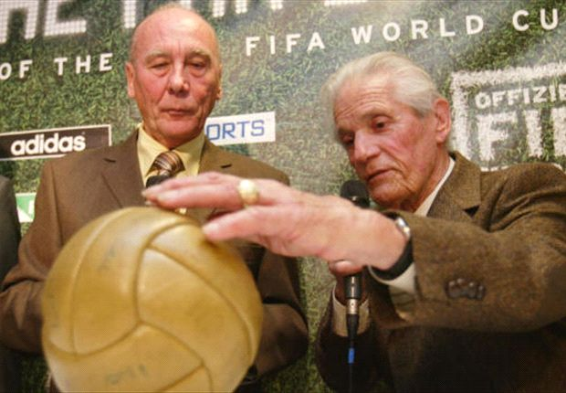 Germany legends Ottmar Walter & Heinz Flohe pass away