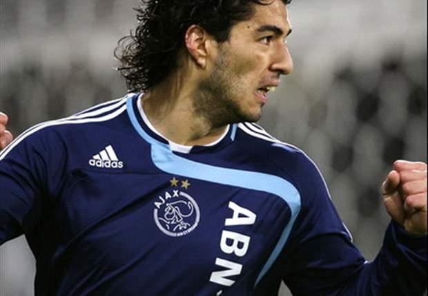Luis Suarez: I'm Not Leaving Ajax This Summer