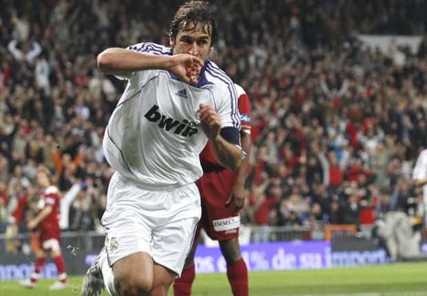 HEAD TO HEAD: Real Madrid vs Sevilla