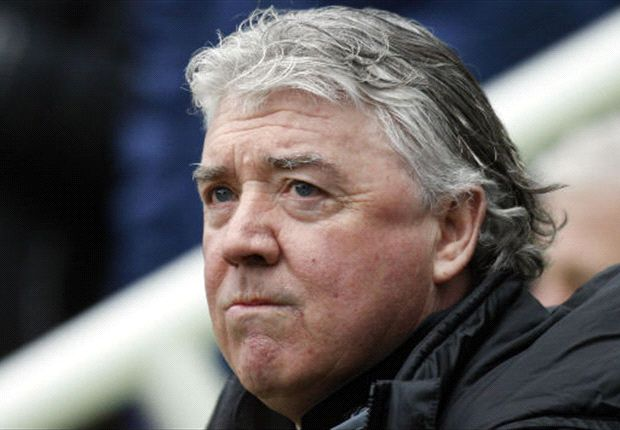 Good riddance Joe Kinnear, Newcastle's latest shambles