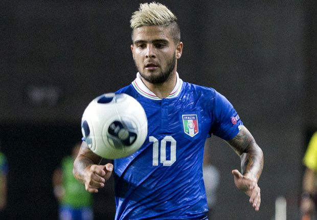 Italy's Insigne hopes to avoid 'horrible' final defeat