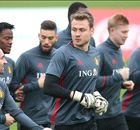 BRUSSELS: Belgium training cancelled