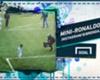 Goal en las redes: Conoce a Mini-Cristiano Ronaldo