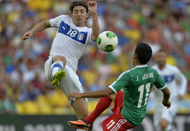 Montolivo ready to replace Pirlo when Italy face Brazil
