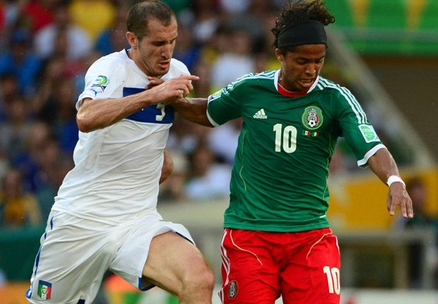 Dos Santos eager to break out with Villarreal