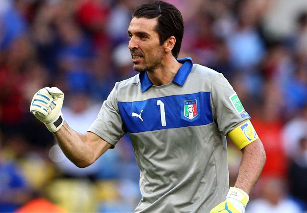 Buffon: Italian football is improving