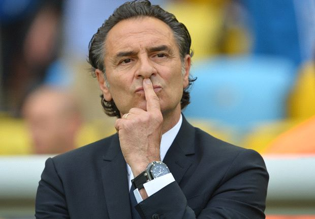 Italy team confined to hotel but we're staying in Brazil - Prandelli