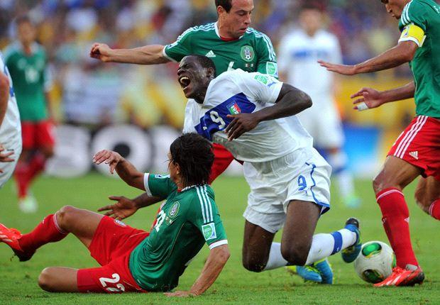México cae derrotado por primera vez en 2013