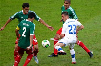 Tom Marshall: The case for playing Mexico's youngsters against Brazil