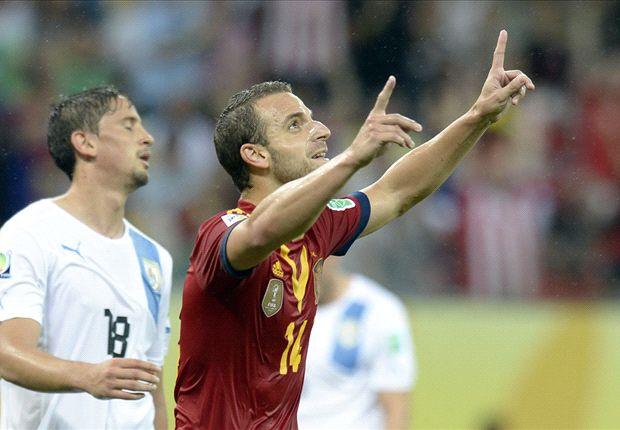 Goalscoring Soldado has eyes on final prize