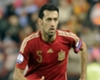 Busquets out of Spain friendlies