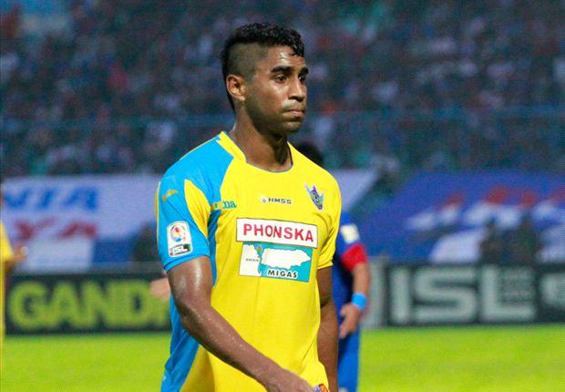 Kehadiran Diogo Santos diharapkan bisa menghidupkan sektor kanan Gresik United