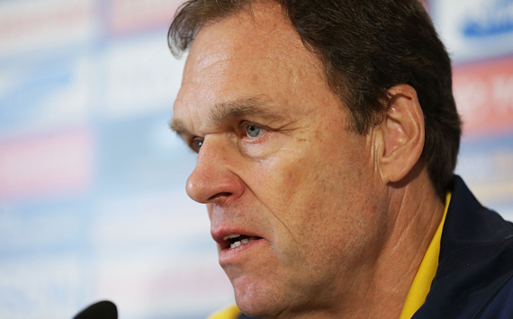 The Socceroos' World Cup hopefuls