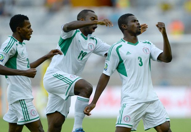 Tahiti 1-6 Nigeria: Oduamadi hits hat trick as Super Eagles smash South Pacific islanders