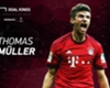Buteurs C1 : Thomas Müller