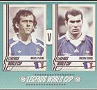 LEGENDS: Platini v Zidane
