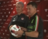 Floro and Osorio ready for Friday