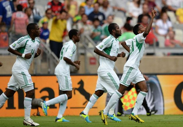 Play a relaxed game and the five things Nigeria must do against Uruguay