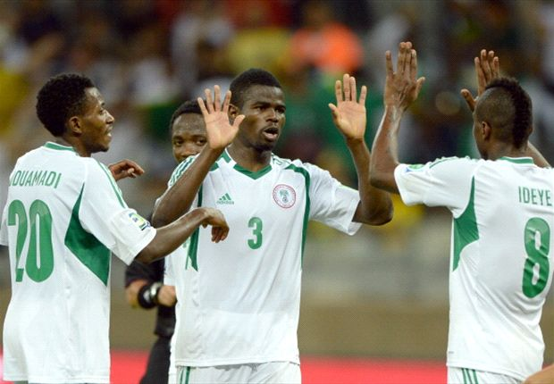 TEAM NEWS: Ogu & Ideye replace Mba & Ujah for Nigeria against Uruguay