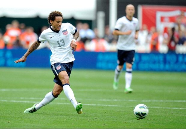 USA midfielder Jermaine Jones has been cleared to play after suffering a concussion