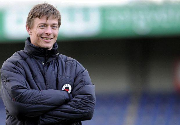 Tomasson werd donderdag gepresenteerd als trainer van Roda JC