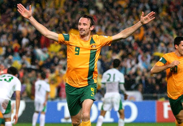 Australia 1-0 Iraq: Kennedy books Brazil place