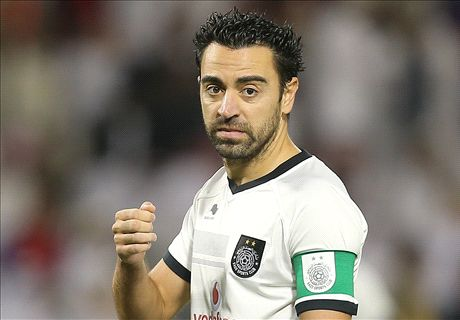'Xavi is my toughest ever opponent'