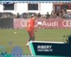 Goal en las redes: Filigranas de Ribery y Marcelo