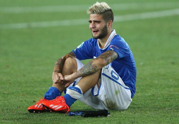 Lorenzo Insigne tak akan melepas seragam Napoli musim depan