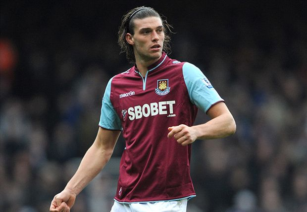 West Ham confirm signing of Andy Carroll from Liverpool