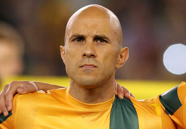 Mark Bresciano wants to see out suspension in Italy