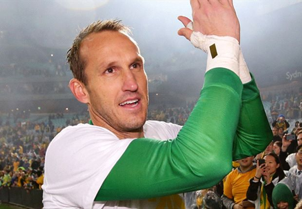 Expect to see Schwarzer between the posts in Brazil