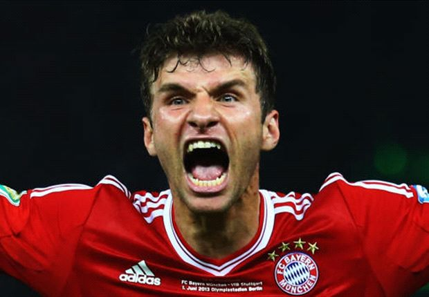 Muller: Bayern has a score to settle with Chelsea