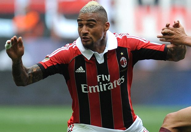 Galliani dismisses speculation linking Kevin-Prince with Monaco