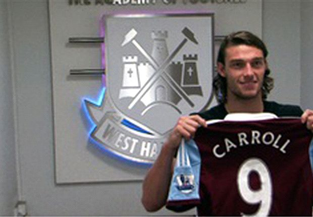 Poll of the Day: Were Liverpool right to sell Andy Carroll?