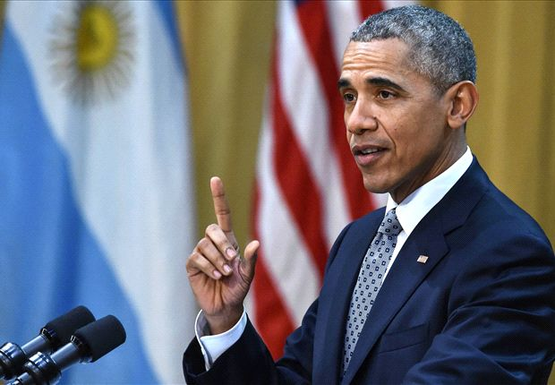 Obama 'could not arrange' Messi meeting for daughters