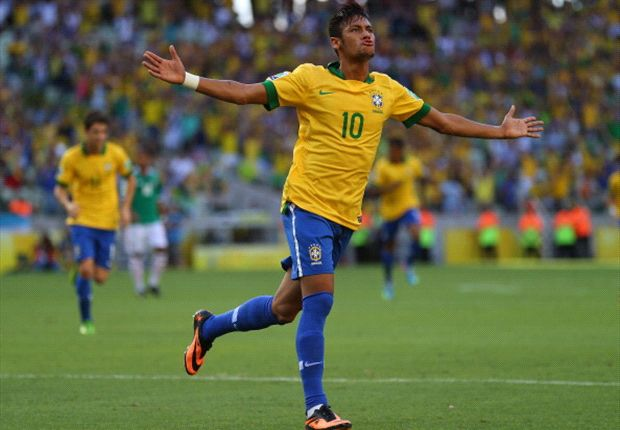Scolari: Neymar among top three players in the world