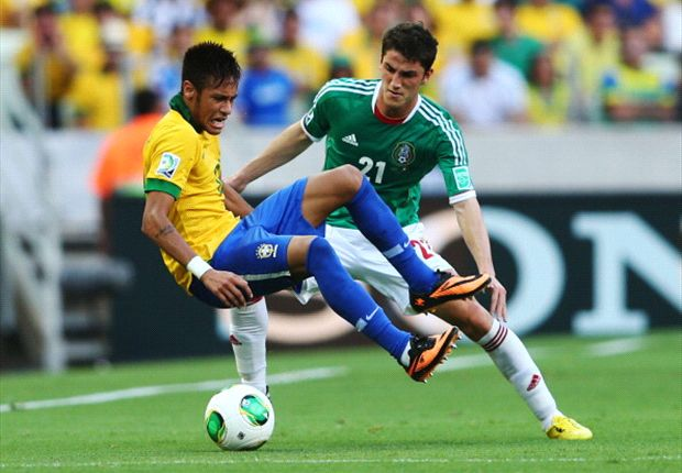 Mexico's loss to Brazil ensured El Tri would not advance past the group stage