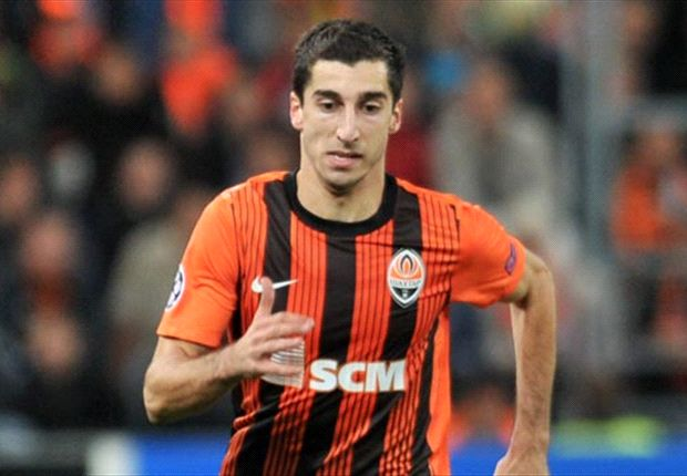 Liverpool target Mkhitaryan leaving Shakhtar would be a mistake - Lucescu