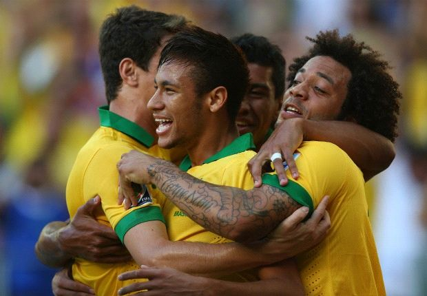 An inspirational Neymar performance papers over the cracks of an ultimately uninspiring Brazil win