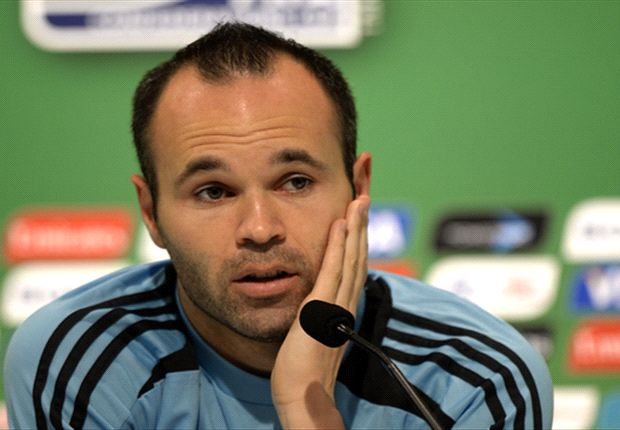 Spain respects Tahiti, insists Iniesta