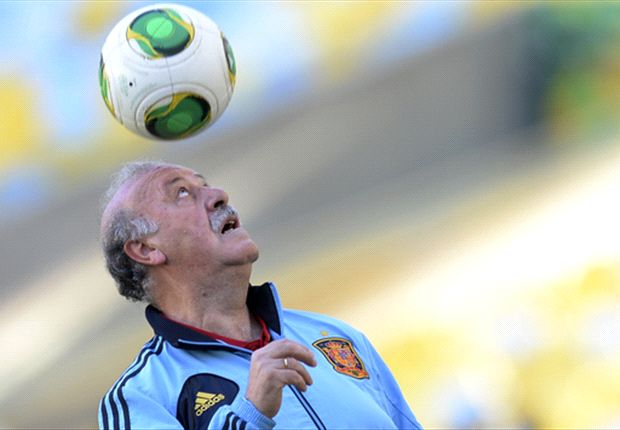 Vicente del Bosque has warned his Spain side that Italy will be eager for vengeance