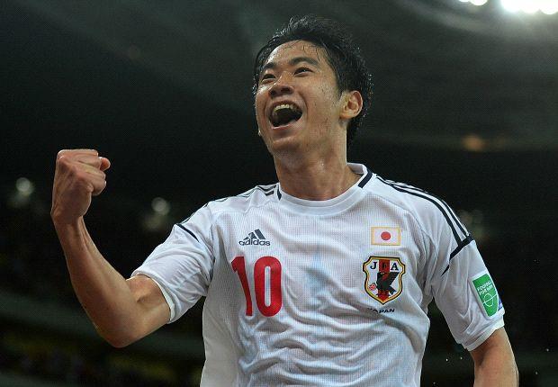 Kagawa wil met aantrekkelijk voetbal het toernooi verlaten