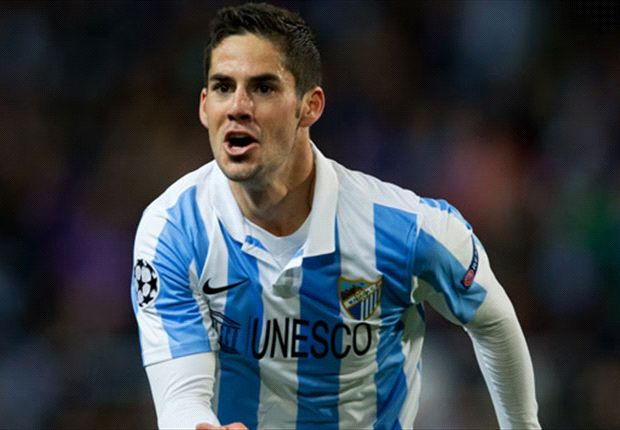 Manchester City close in on Isco deal