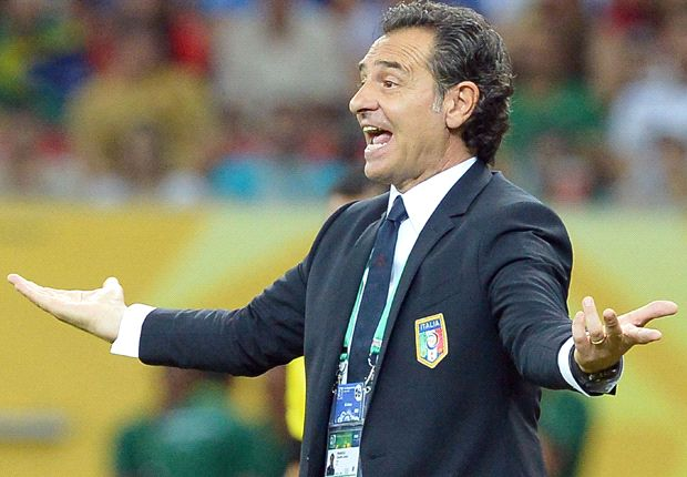 Italy need fresh legs after Japan thriller - Prandelli
