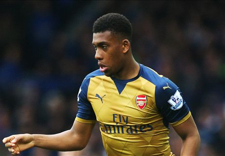 Iwobi: I want to win the Premier League