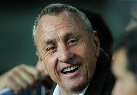 CARTOON: Johan Cruyff passes away