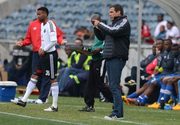 Roger De Sa over the moon following Orlando Pirates' victory