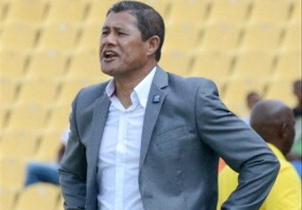 The newly appointed SuperSport United coach Cavin Johnson