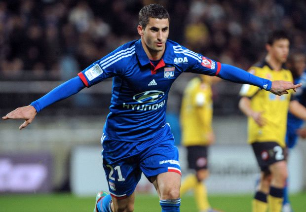 Lyon: Gonalons not for sale